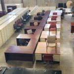 louisville used office desks